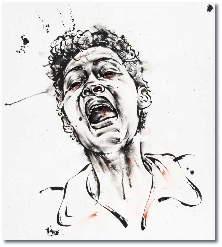 Billie Holiday by Vildorius